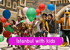 İstanbul with Kids