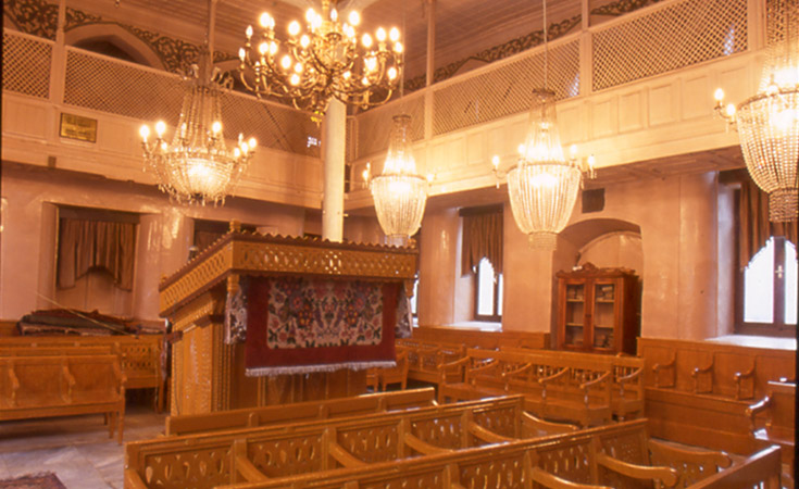 Ahrida Sinagogu (Ahrida Synagogue)