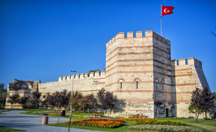 Yedikule Surları (Fortress of The Seven Towers)