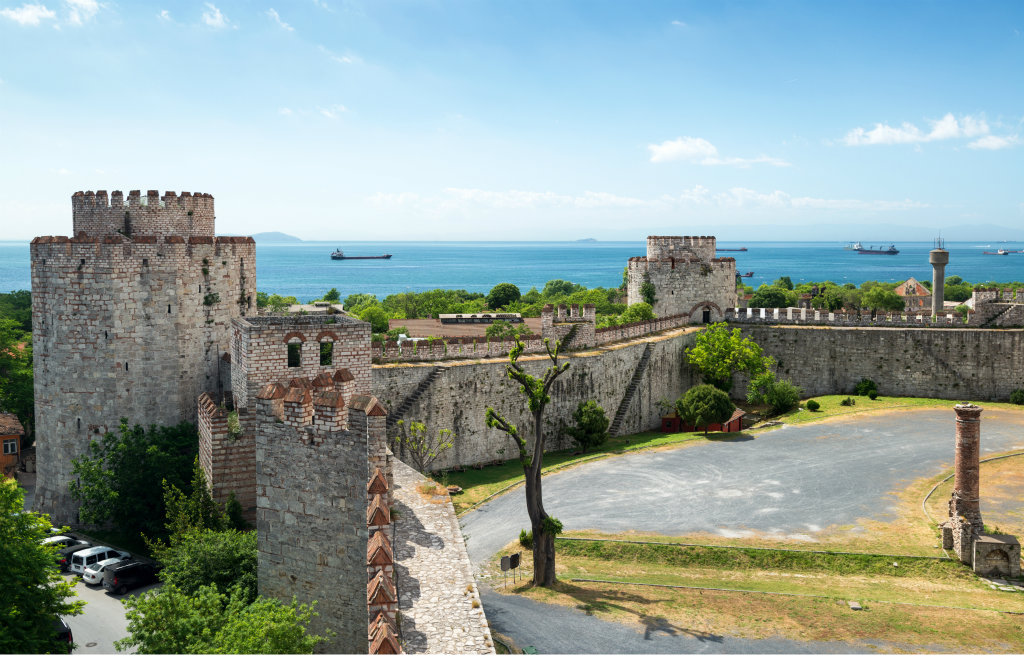 Yedikule (Fortress of the Seven Towers or Istanbul Walls)