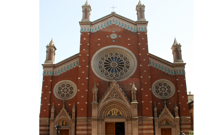 Saint Antoine Kilisesi (St. Anthony Of Padua Church)