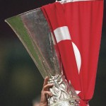 Galatasaray win  the UEFA Cup Final
