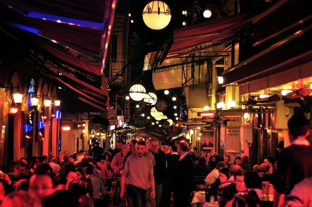 5 Most Popular Venues in Beyoğlu