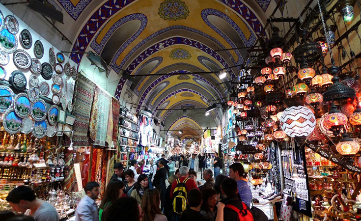 Tips For Shopping in Istanbul