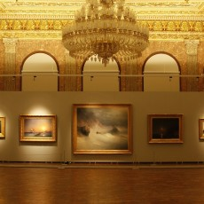 The National Palaces Museum of Painting will be inaugurated