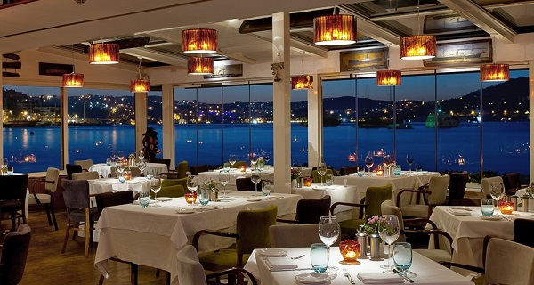 Divan brasserie bebek for Divan restaurant menu