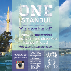 OneIstanbul Instagram Photography Competition