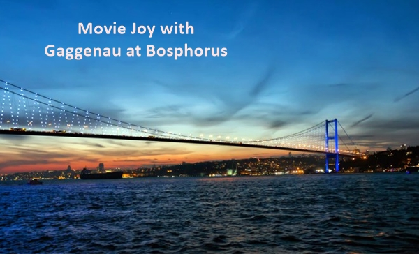 Movie Joy with Gaggenau at Bosphorus