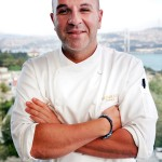 Executive Chef Alexis Atlamazoglu