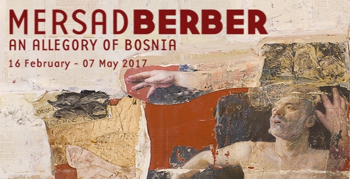 Mersad Berber: An Allegory of Bosnia