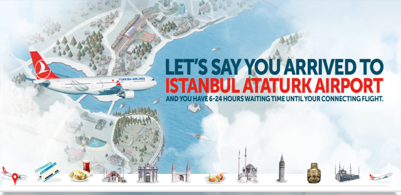 TourIstanbul for transit passengers!