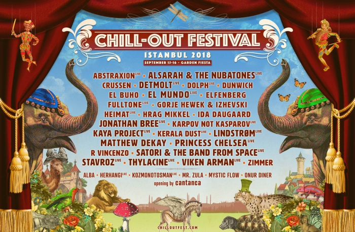 Chill-Out Festival İstanbul